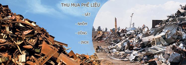 Công ty Mạnh Nhất | Thu mua phế liệu giá cao tại Tp.HCM