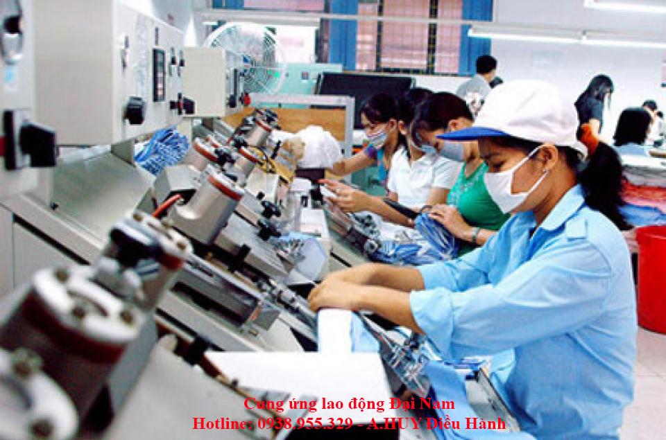Công ty cung ứng lao động, đáp ứng nguồn nhân lực tại Tphcm