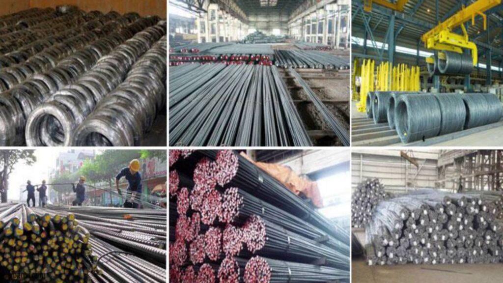 Top 10 địa chỉ phân phối sắt thép xây dựng uy tín chất lượng tại Tphcm