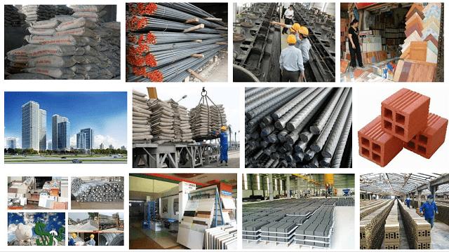 Top 10 địa chỉ phân phối vật liệu xây dựng uy tín chất lượng tại Tphcm
