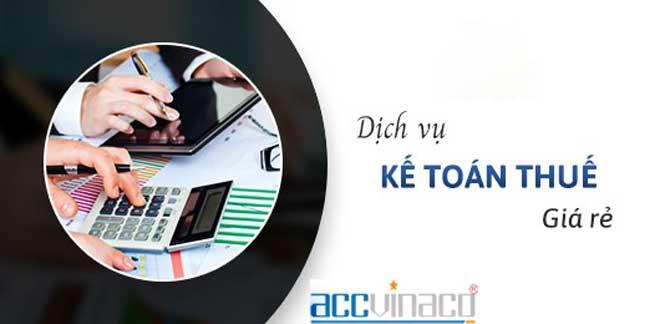 Dịch vụ kế toán thuế uy tín chuyên nghiệp quận Thủ Đức