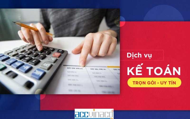 Dịch vụ kế toán thuếuy tín chuyên nghiệp Quận Phú Nhuận