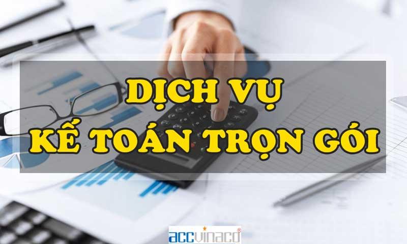 Dịch vụ kế toán thuế uy tín chuyên nghiệp quận Tân Phú