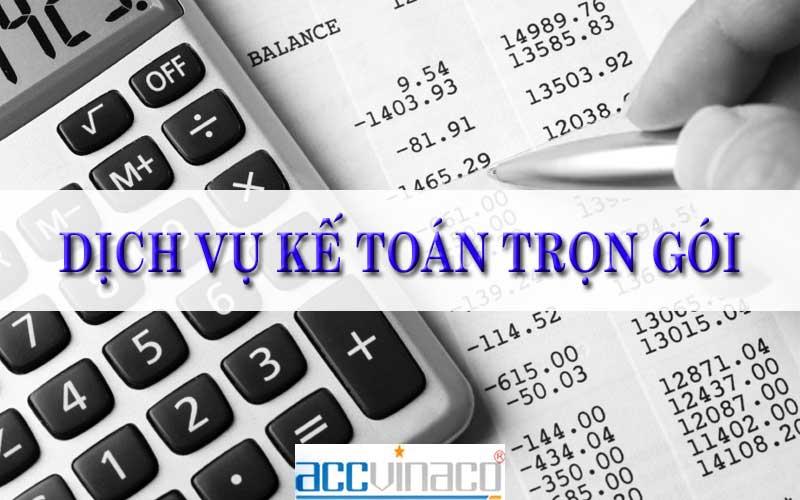 Dịch vụ kế toán thuếuy tín chuyên nghiệp Quận Gò Vấp