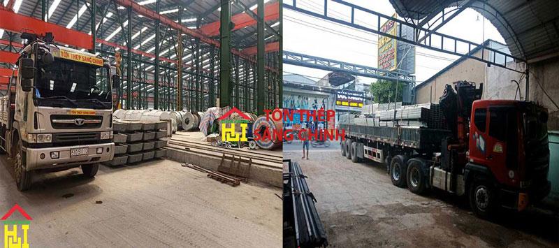 Top 5 nhà cung cấp thép hộp mạ kẽm Hòa Phát lớn nhất Việt Nam