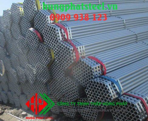 Địa chỉ phân phối ống thép mạ kẽm việt đức tại Hà Nội