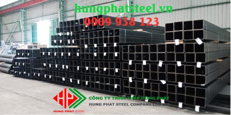 Địa chỉ cung cấp thép hộp đen tại Hà Nội, uy tín, chính hãng